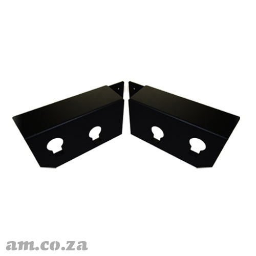 Rolled Media Feeding Device Installation Brackets for AM.CO.ZA FastCOLOUR™ Large Format Printer