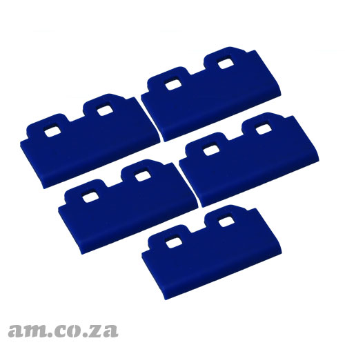 5 Pieces of Solvent Resistant Rubber Silicon Ink Wiper Replacement (No Holder) for FastCOLOUR™ Standard Printer