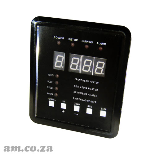 Three Level Heater Temperature Controller for AM.CO.ZA FastCOLOUR™ Large Format Printer
