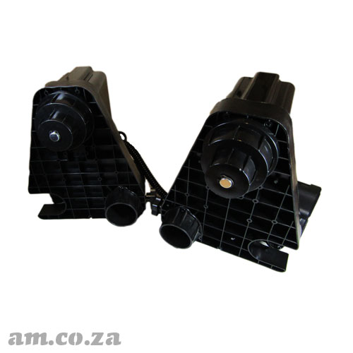Twin Drive Take-Up Rolling Collecting Device with Brackets for AM.CO.ZA FastCOLOUR™ Large Format Printer