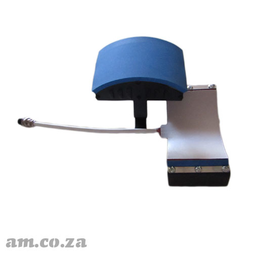 Caps, Hats & Beanies Heating Pad (for ~60×125mm Curved Section) Attachment for AM.CO.ZA Heatware™ Heat Press