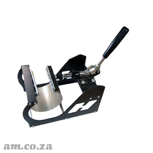 Cup and Mug Press and Lock Stand for AM.CO.ZA Heatware™ Heat Press