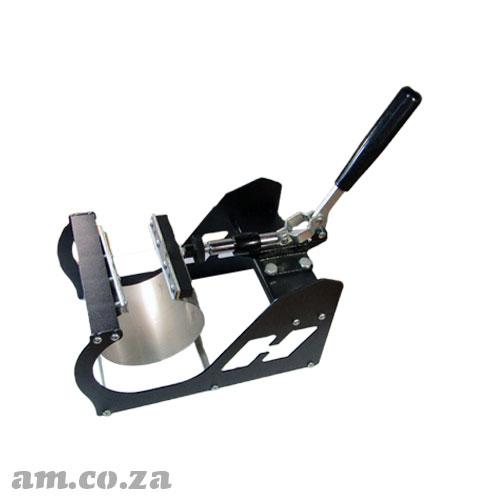 Cup and Mug Press and Lock Stand for AM.CO.ZA Heatware™ Heat Press