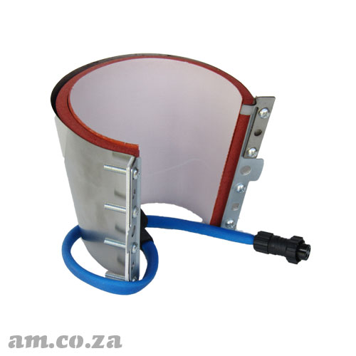 350ml Cone Shaped Cups Heading Pad Attachment for AM.CO.ZA Heatware™ Heat Press