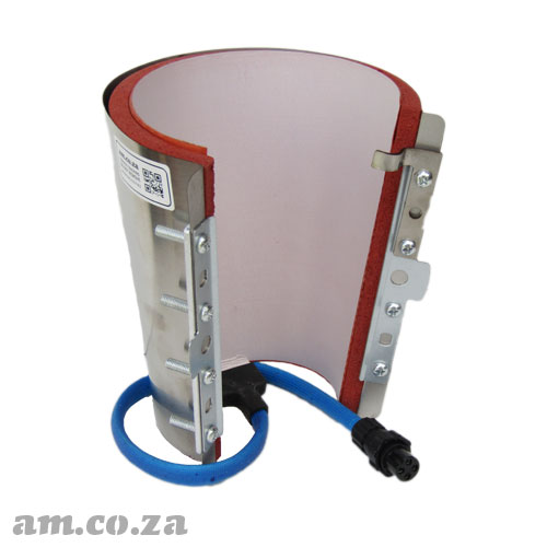 500ml Cone Shaped Cups Heading Pad Attachment for AM.CO.ZA Heatware™ Heat Press