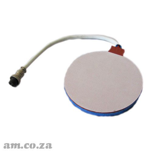 Φ120mm+ Round Disk Heating Pad (for 8 Inch/200mm+ Plates) Attachment for AM.CO.ZA Heatware™ Heat Press