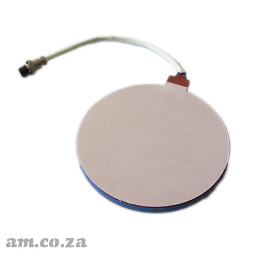 Φ150mm+ Round Disk Heating Pad (for 10 Inch/250mm+ Plates) Attachment for AM.CO.ZA Heatware™ Heat Press