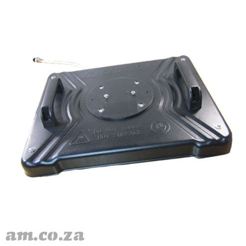 290×380mm Flat Heating Board Attachment for AM.CO.ZA Heatware™ Heat Press
