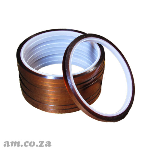 10 Rolls of Thermally Conductive Adhesive Transfer Tapes, Total ~220m Length, Each 5mm Wide