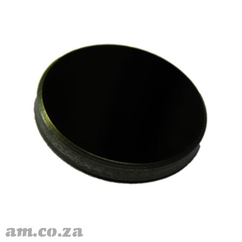 Φ12mm Ge (Germanium) Lens FL 50.8mm with Two Sides Anti-Reflection (AR/AR) Coating for ≤60W CO2 Laser Beam