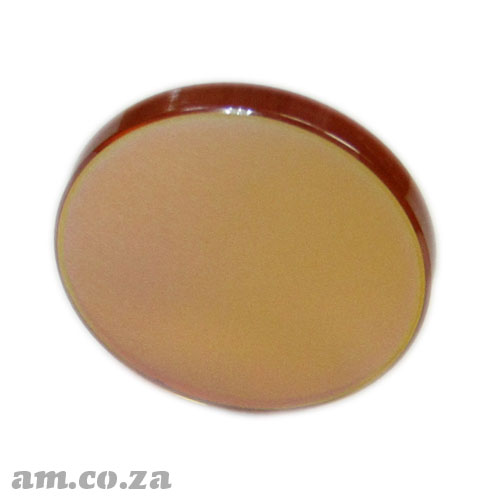 Φ18mm ZnSe (Zinc Selenide) Lens FL 63.5mm with Two Sides Anti-Reflection (AR/AR) Coating for CO2 Laser Beam