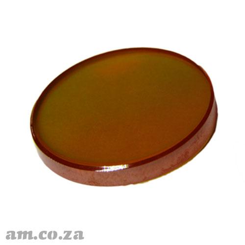 Φ20mm ZnSe (Zinc Selenide) Lens FL 101.6mm with Two Sides Anti-Reflection ( AR/AR ) Coating for CO2 Laser Beam
