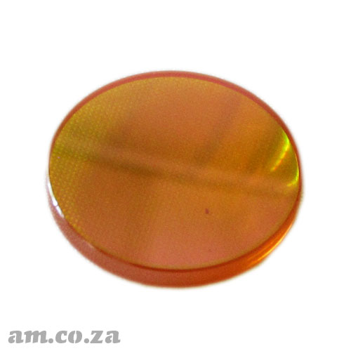 Φ20mm ZnSe (Zinc Selenide) Lens FL 50.8mm with Two Sides Anti-Reflection ( AR/AR ) Coating for CO2 Laser Beam