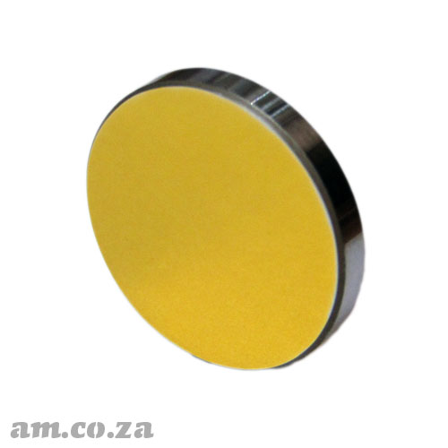 Φ20mm Silicon Reflection Mirror Plated with Multi-layer Dielectric Film for CO2 Laser Beam