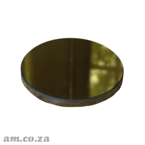Φ30mm Silicon Reflection Mirror Plated with Multi-layer Dielectric Film for CO2 Laser Beam