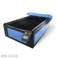 AM.CO.ZA TruCUT™ Standard Range 1300×2500mm Flatbed Type Laser Cutting and Engraving Machine Barebone Unit
