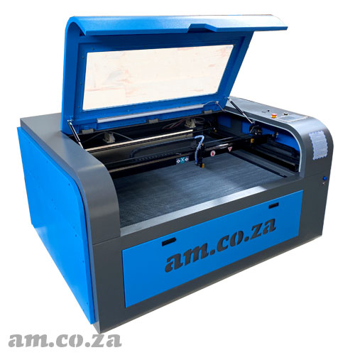 AM.CO.ZA TruCUT™ Standard Range 1300×900mm Cabinet Type Laser Cutting and Engraving Machine Barebone Unit