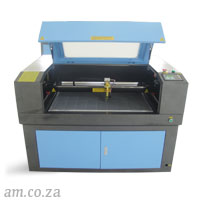 AM.CO.ZA TruCUT™ Standard Range 900×600mm Cabinet Type Laser Cutting and Engraving Machine Barebone Unit