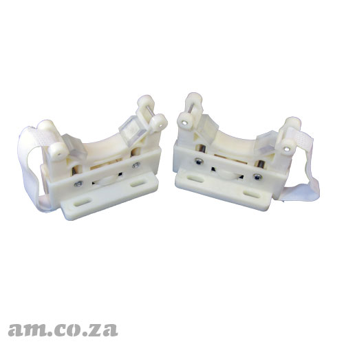 Pair of Universal Laser Tube Mounting Rack for Φ50mm - Φ80mm Glass CO2 Laser Tube