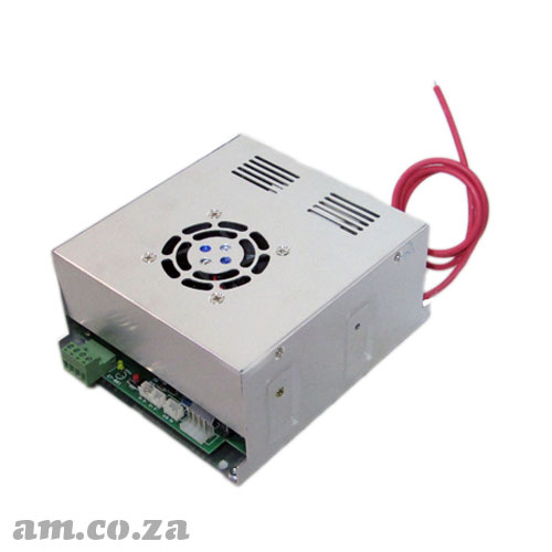 40W CO2 Laser Power Supply Unit Suggest for 30W/40W CO2 Glass Laser Tube (Can Work with 60W Laser Tube too)