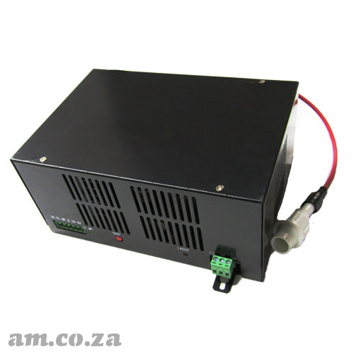 60W CO2 Laser Power Supply Unit Suggest for 60W CO2 Glass Laser Tube (Can Work with 80W/90W Laser Tube too)