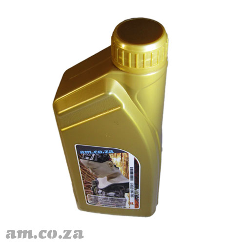 AM.CO.ZA NO-STOP High Speed Lubrication Oil 1L Bottle for Mechanical Parts like Linear Guide Rails and Runner Blocks