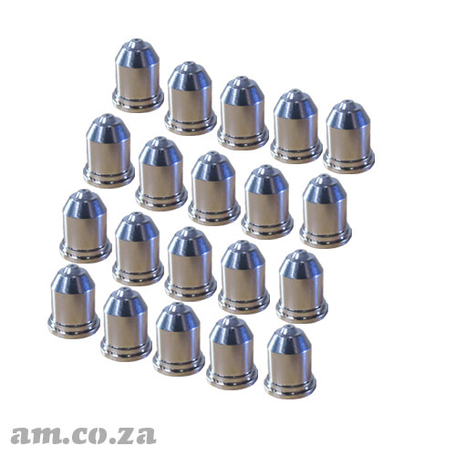 AM.CO.ZA MetalWise™ Mach™Two 100A Plasma Air-Cooling Mechanized Torch ≤60A Fine Cut Nozzle Pack of 20
