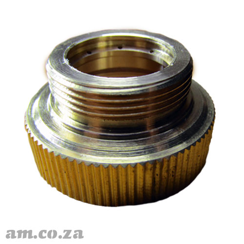 AM.CO.ZA MetalWise™ Mach™Four 200A Plasma Water-Cooling Mechanized Torch Copper Cap Each