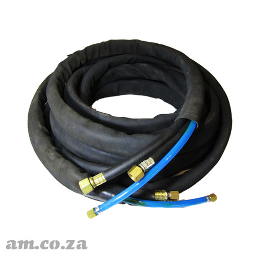 AM.CO.ZA MetalWise™ Mach™Four 200A Plasma Water-Cooling Mechanized Torch 7 Meters Long Torch Lead