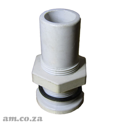 Vacuum Table Flange Connector Made by PVC for EasyRoute CNC Router