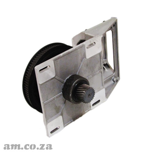 Casting Aluminium Gearbox for EasyRoute CNC Router, No Timing Belt Included