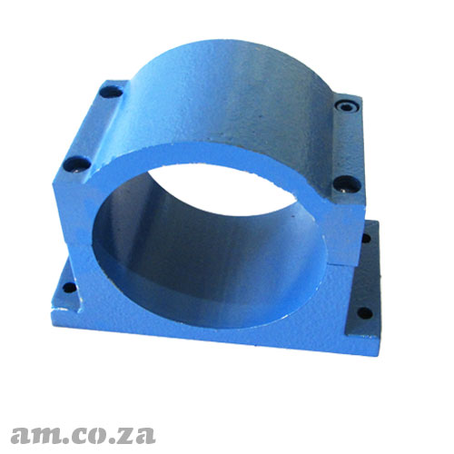 Φ125mm Solid Chromoly Steel Spindle Holder for Water Cool Spindle