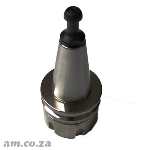 ISO30 ER32 Collet Chuck Precision Tool Holder 20crmnti Alloy Steel, Non-Keyway Design, Balanced to 25000 RPM