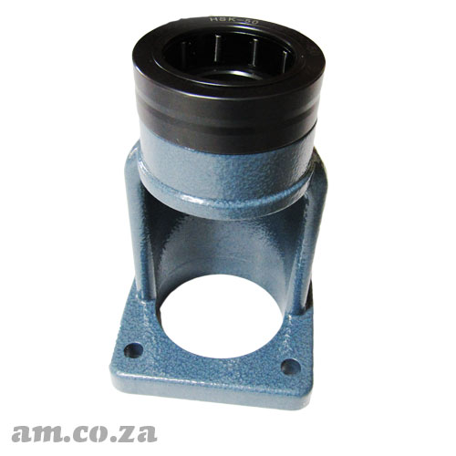 Universal Auto-Locking Stand for ISO30 Chuck Tool Holder, Only Suitable Stand for Non-Keyway Chuck