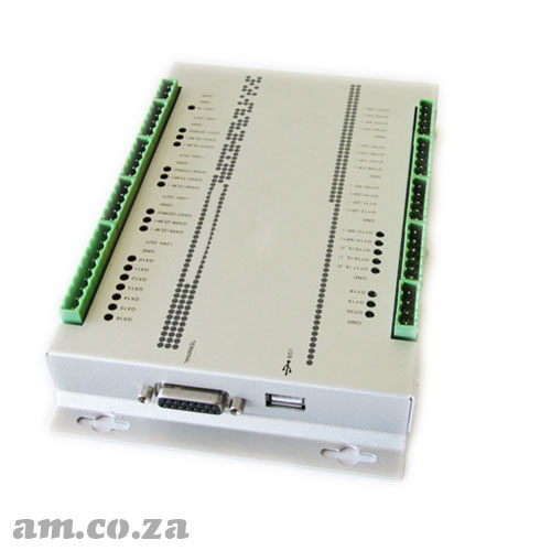 DSP Control System with Automatic Tool Change Support for AM.CO.ZA EasyRoute™ CNC Router Series