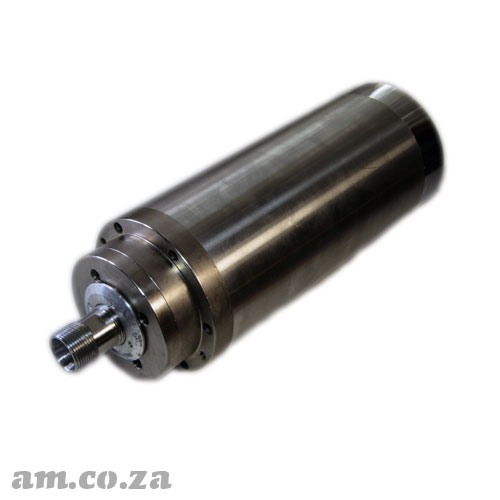 3kW Water Cooled Spindle, Φ100mm ER20 Single Phase 220V for CNC Router
