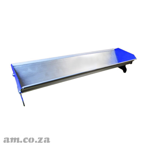 Full Aluminium 350mm Wide V-Shape Emulsion Scoop Coater with Rubber Edge