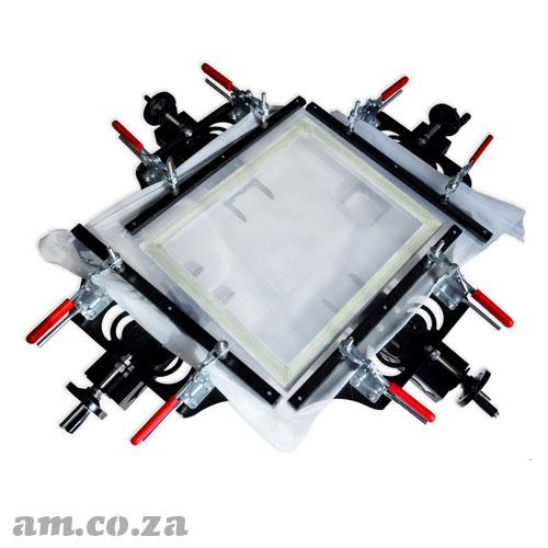 DIY 60×60cm Fast Clip Manual Stretcher for Silkscreen Screen Mesh Making