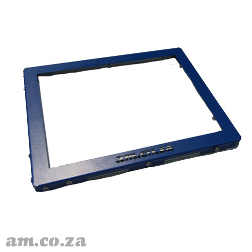 AM.CO.ZA MeshMaster™ Self-Tensioning Screen Frame Aluminum 300×400mm Inner Size (Blank No Mesh)