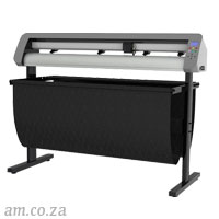 AM.CO.ZA V-Smart™ Contour Cutting Vinyl Cutter 1310mm Working Area with Stand & Collection Basket