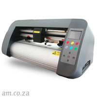 AM.CO.ZA V-Smart™ Contour Cutting Vinyl Cutter 440mm Working Area