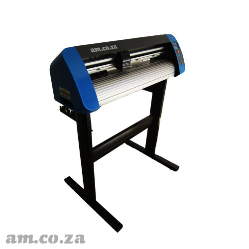 AM.CO.ZA V-Smart™ Contour Cutting Vinyl Cutter 740mm Working Area with Stand