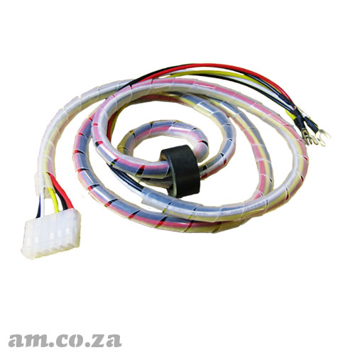 Power Supply to Motherboard Cable with EMI Suppressor Ferrite Magnet Bead for V-Smart™ Vinyl Cutter All Models