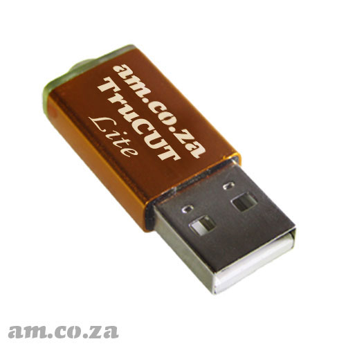 TruCUT™ Lite Laser Machine Software USB Dongle, All Windows Version