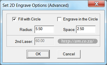 Advanced Laser Engraving Options