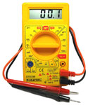 Multimeter for Laser Machine
