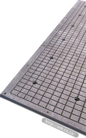 Vacuum Table Surface